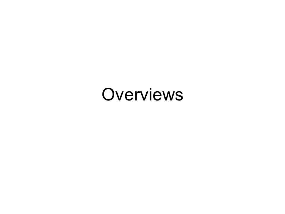 Overviews