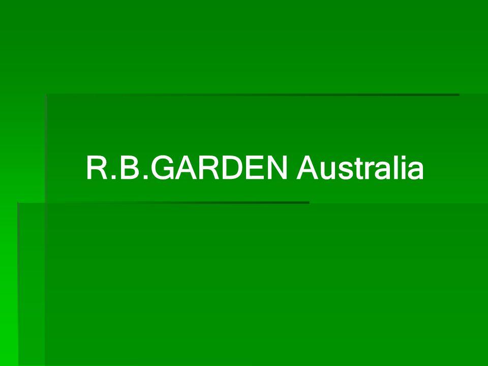 R.B.GARDEN Australia