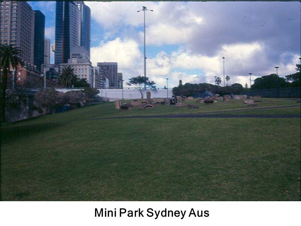 Mini Park Sydney Aus