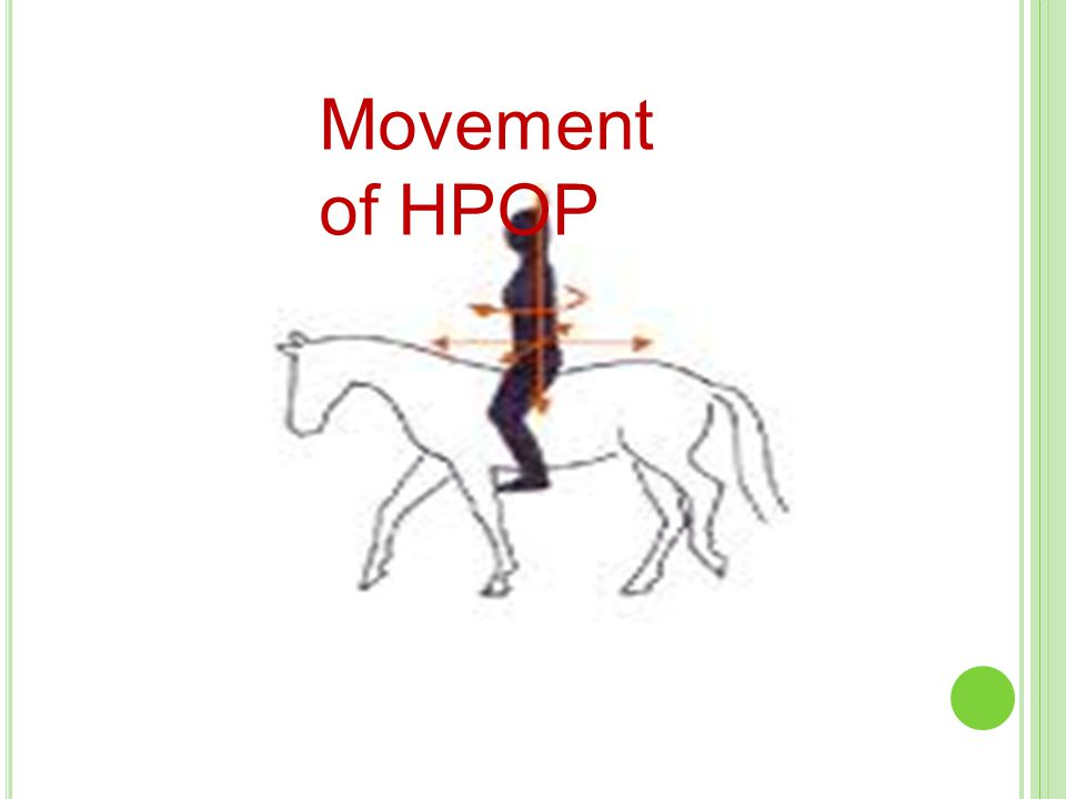 Movement of HPOP