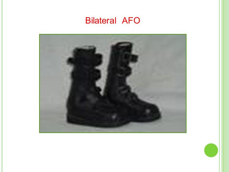 Bilateral AFO