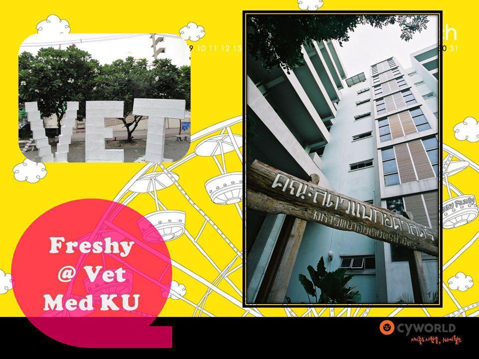 Freshy @ Vet Med KU