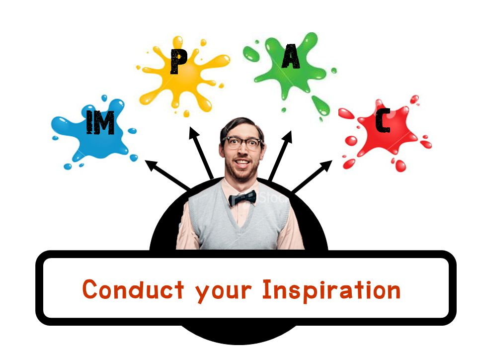 Conduct your Inspiration