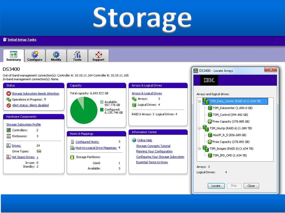Storage สามารถ Remote จัดการระบบ Storage ได้