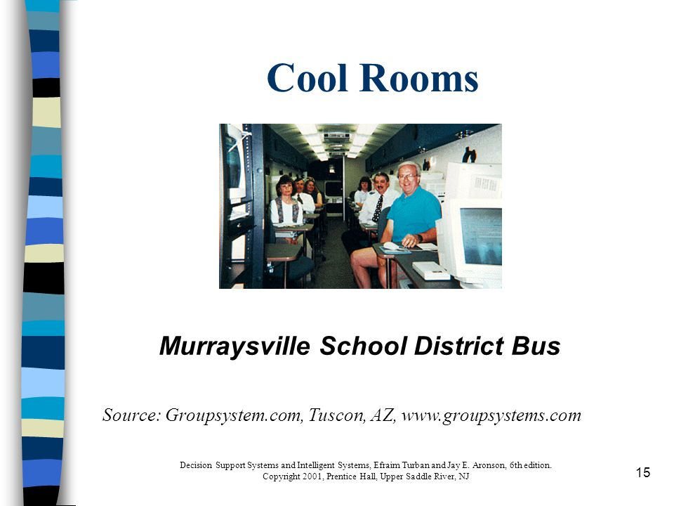 Murraysville School District Bus