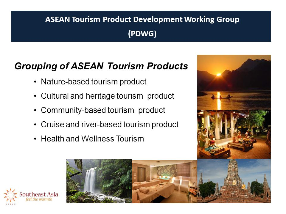 ASEAN Tourism Product Development Working Group
