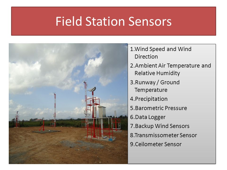 Field Station Sensors