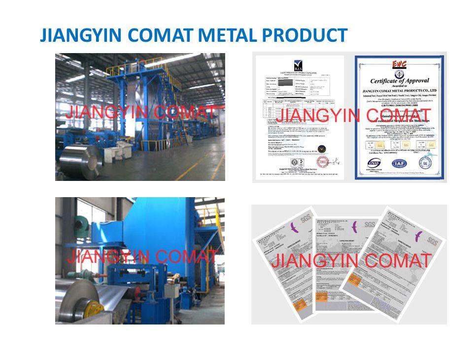 JIANGYIN COMAT METAL PRODUCT