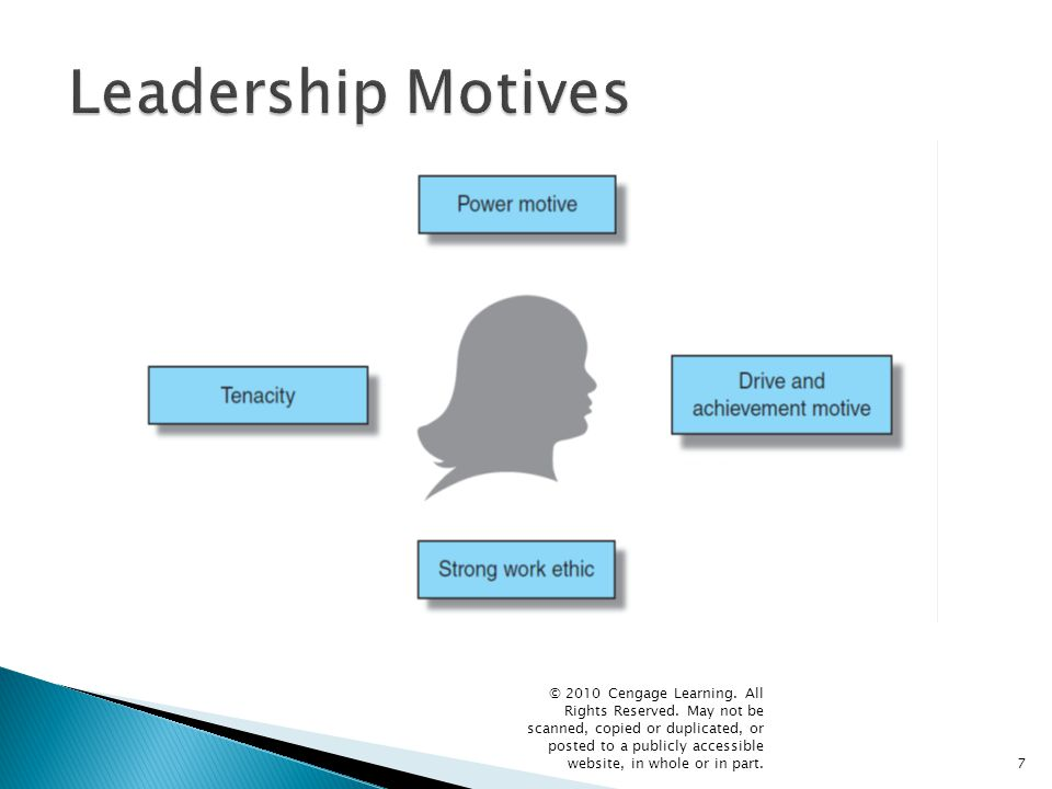 Leadership Motives