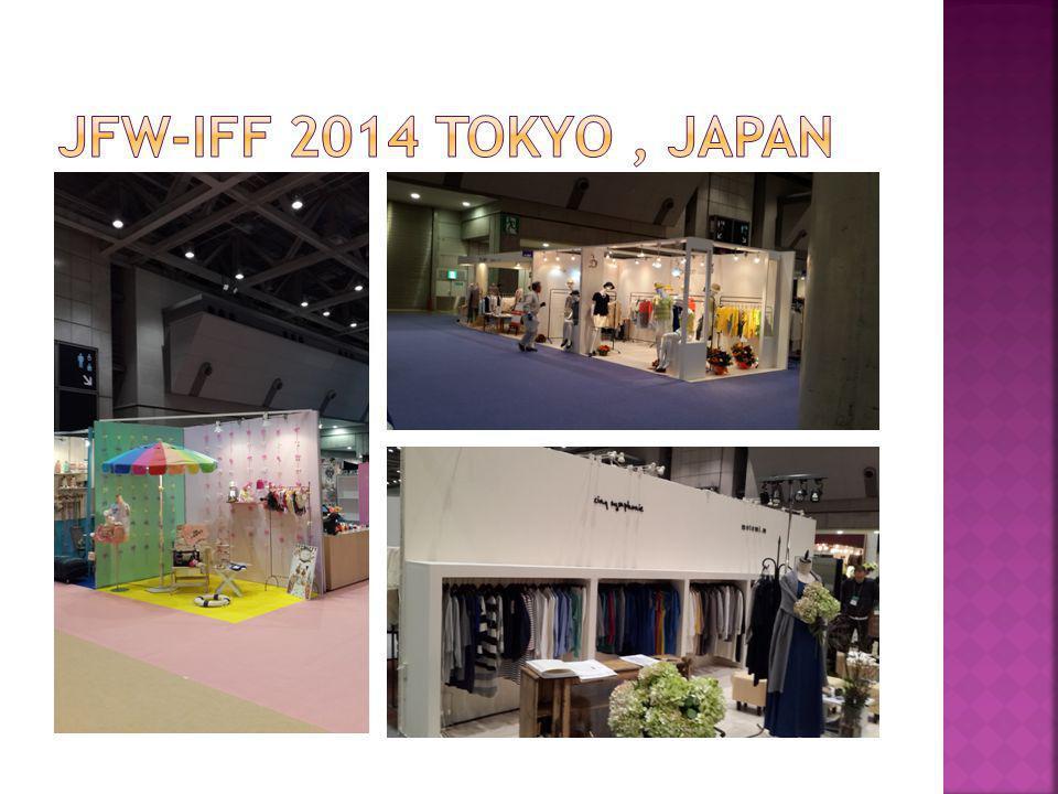 JFW-IFF 2014 Tokyo , Japan