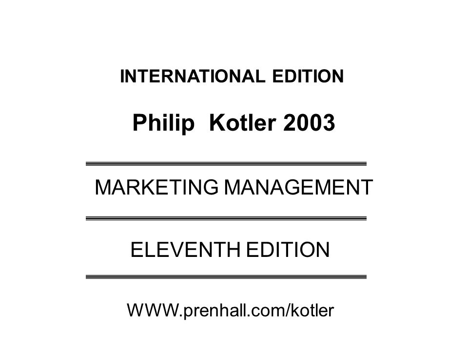 INTERNATIONAL EDITION