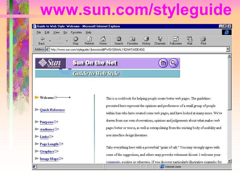 www.sun.com/styleguide