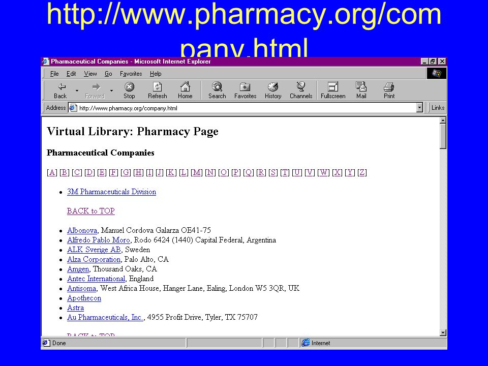 http://www.pharmacy.org/company.html