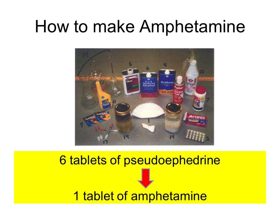 How to make Amphetamine