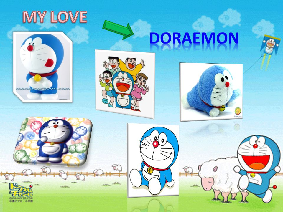 MY LOVE Doraemon