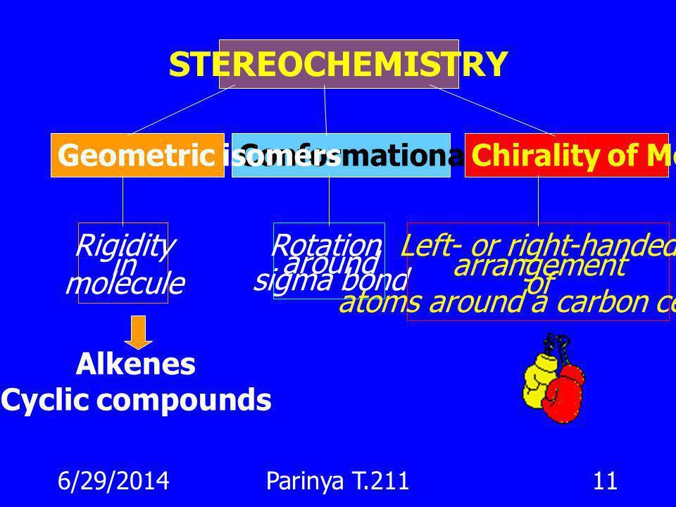 atoms around a carbon center