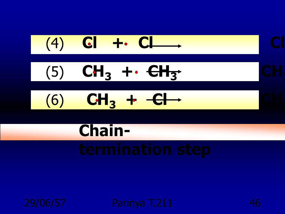 Chain-termination step
