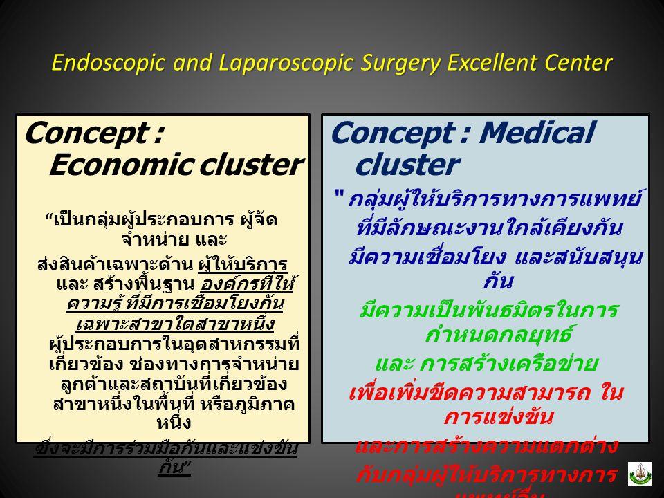 Endoscopic and Laparoscopic Surgery Excellent Center