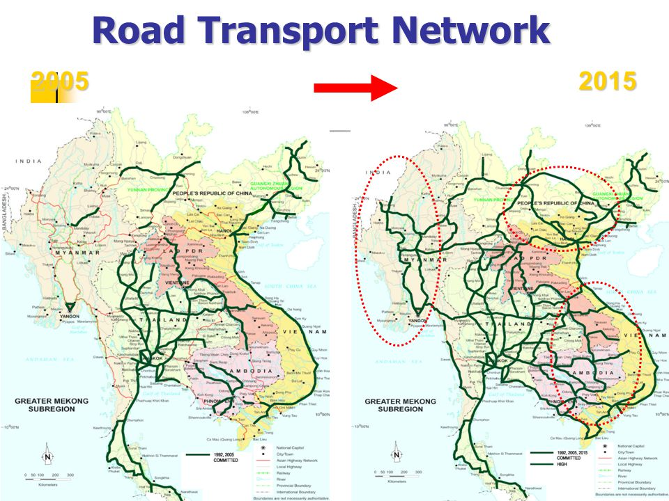 Road Transport Network