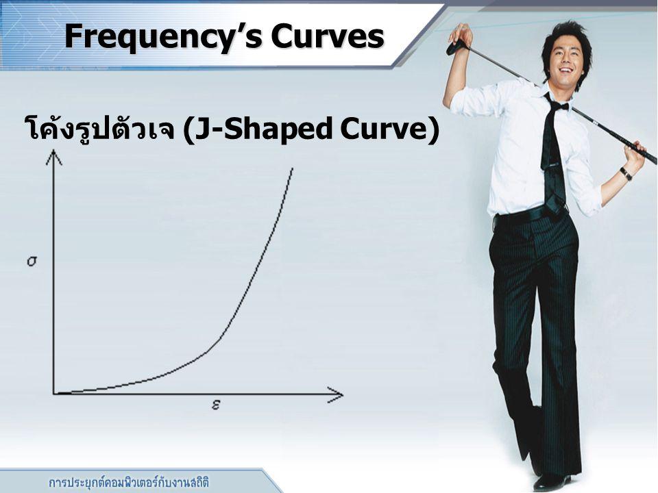 โค้งรูปตัวเจ (J-Shaped Curve)
