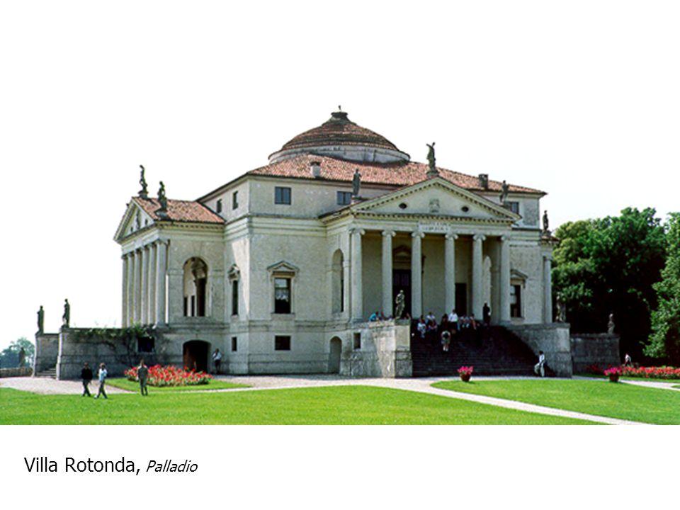 Villa Rotonda, Palladio