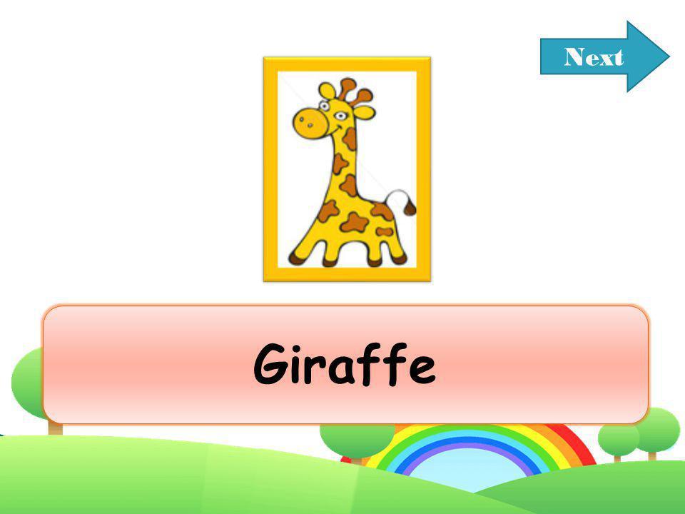 Next Giraffe