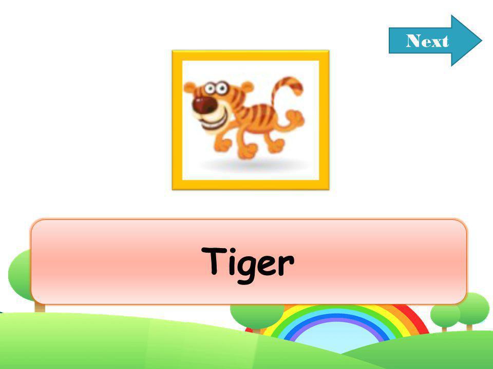 Next Tiger