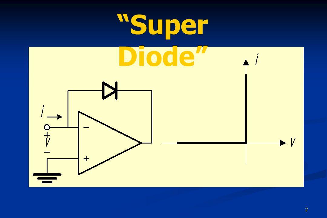 Super Diode