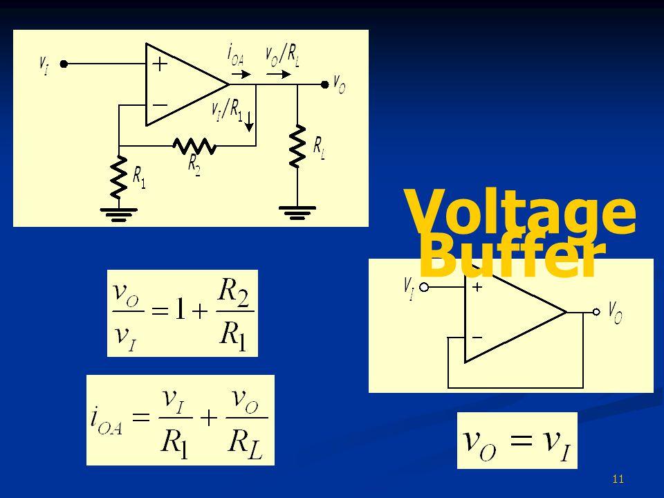 Voltage Buffer