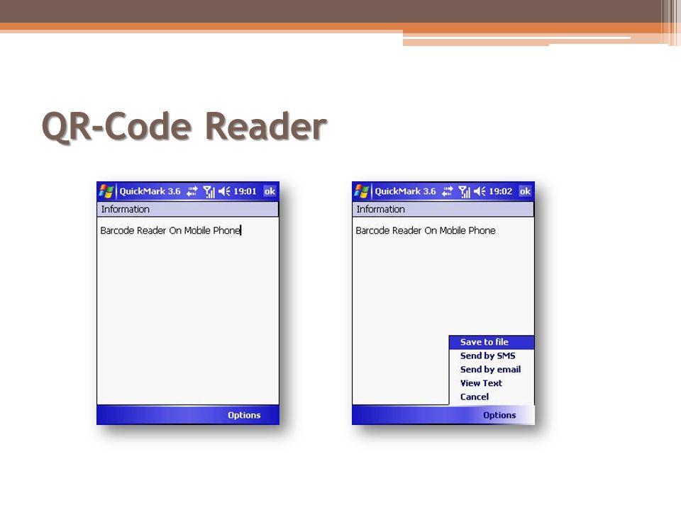 QR-Code Reader