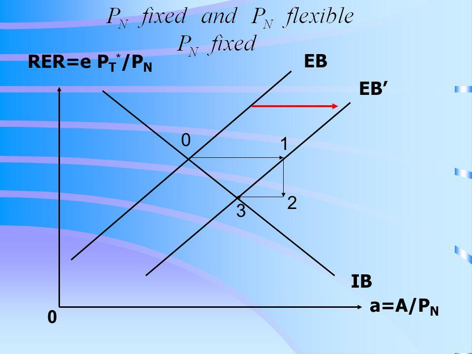 RER=e PT*/PN EB EB' 1 2 3 IB a=A/PN