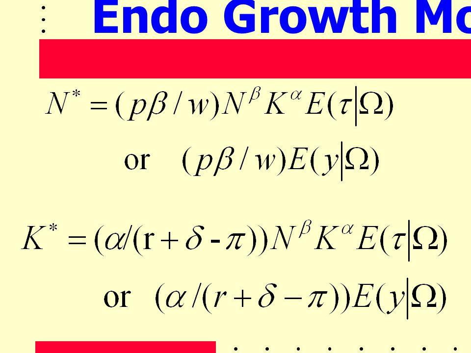 Endo Growth Model (4)