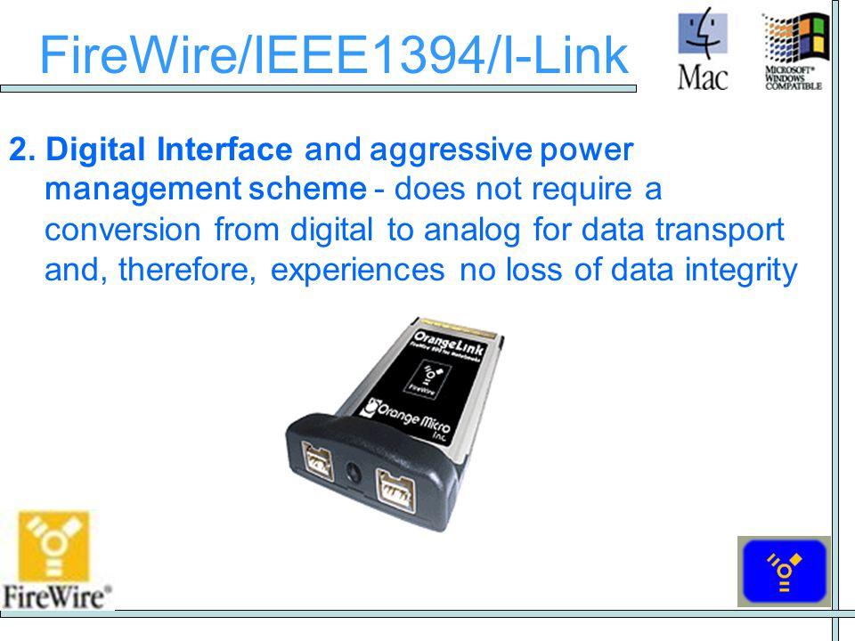FireWire/IEEE1394/I-Link
