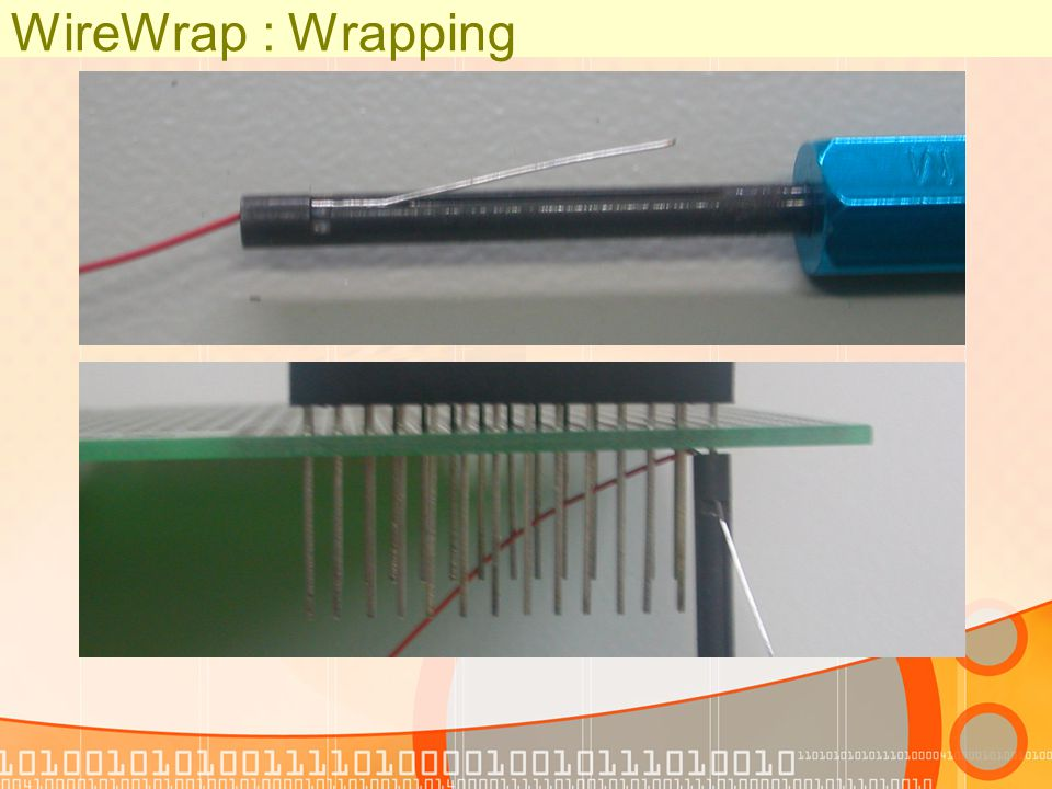 WireWrap : Wrapping