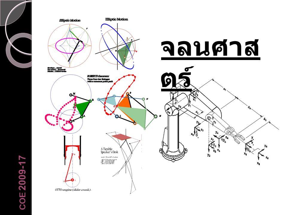 จลนศาสตร์ COE 2009-17