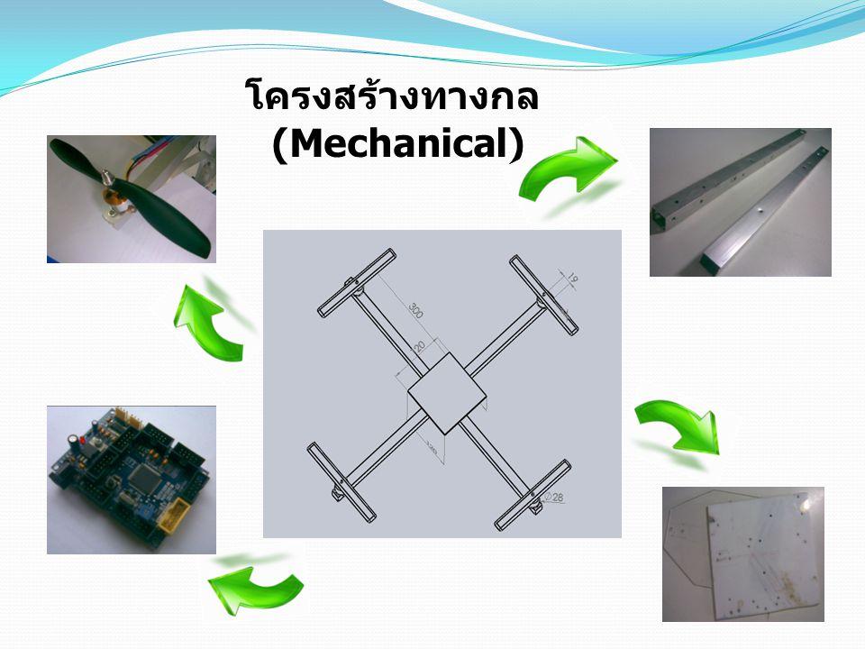 โครงสร้างทางกล (Mechanical)