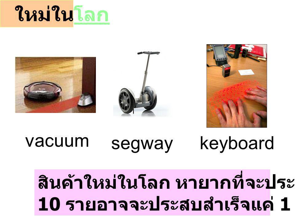 ใหม่ในโลก vacuum segway keyboard