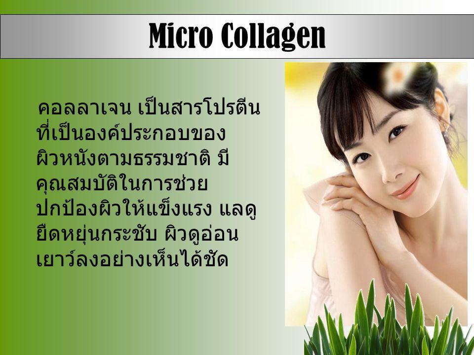 Micro Collagen
