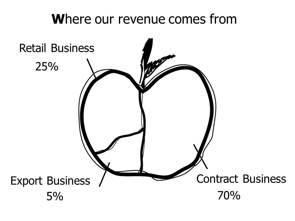 Where our revenue comes from