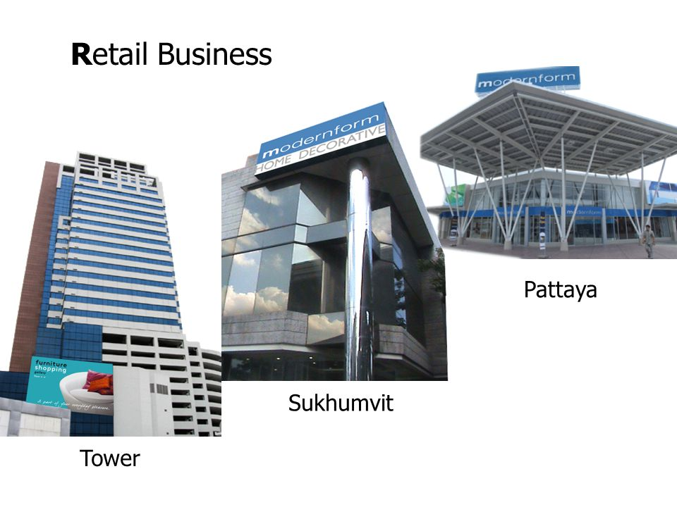 Retail Business Pattaya Sukhumvit Tower
