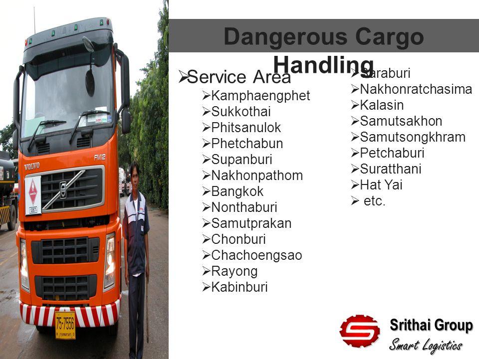 Dangerous Cargo Handling