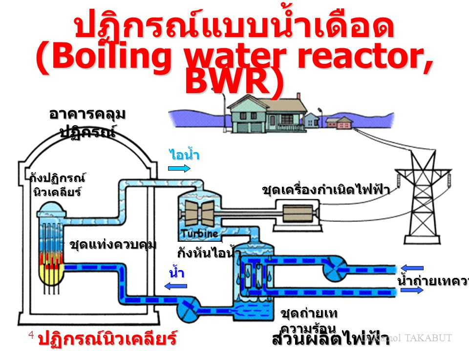 (Boiling water reactor, BWR)