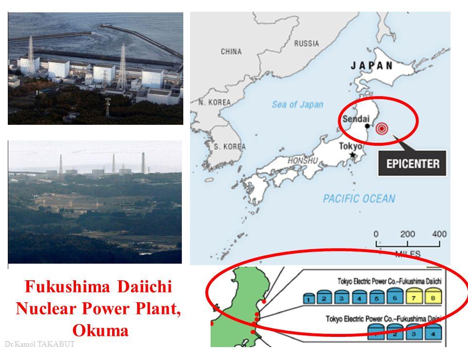 Fukushima Daiichi Nuclear Power Plant, Okuma
