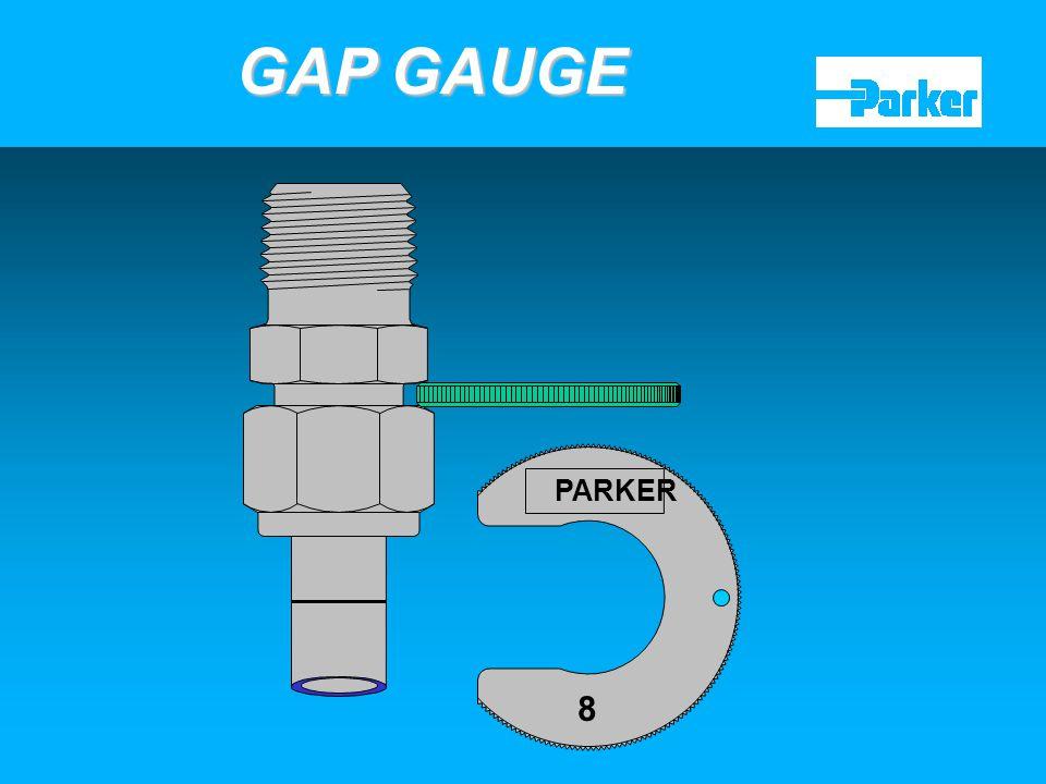 GAP GAUGE PARKER 8