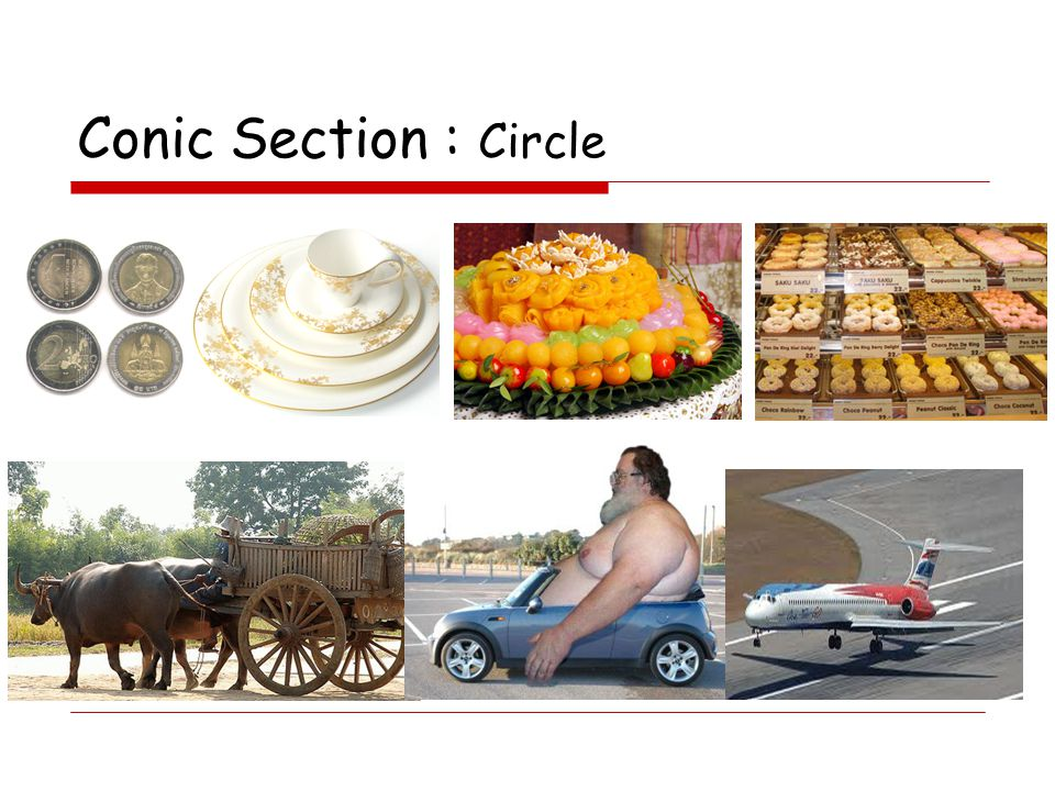 Conic Section : Circle