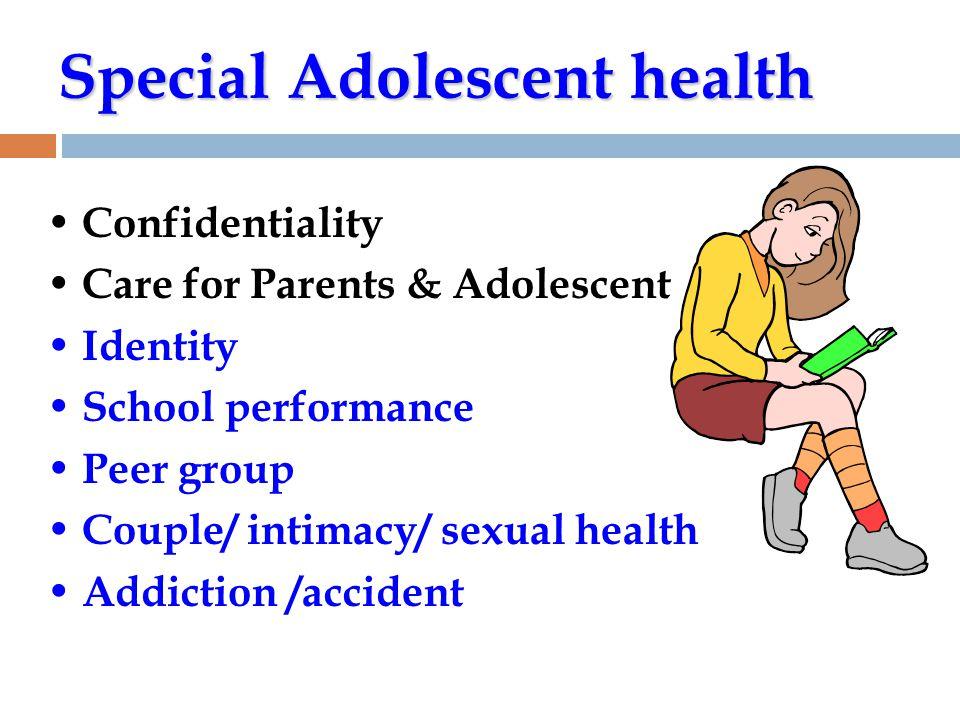 Special Adolescent health