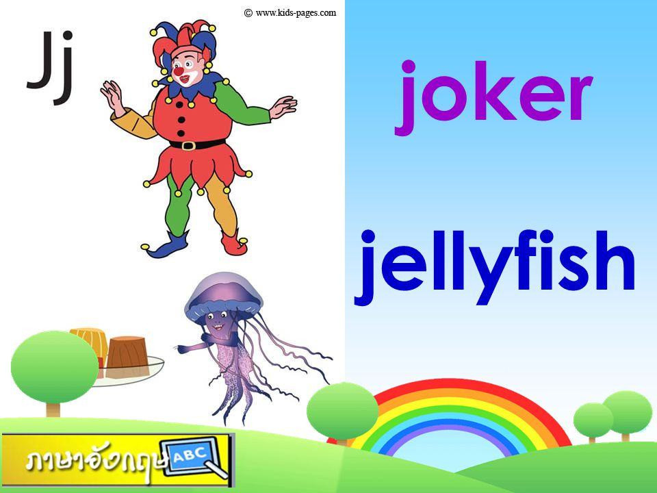 joker jellyfish