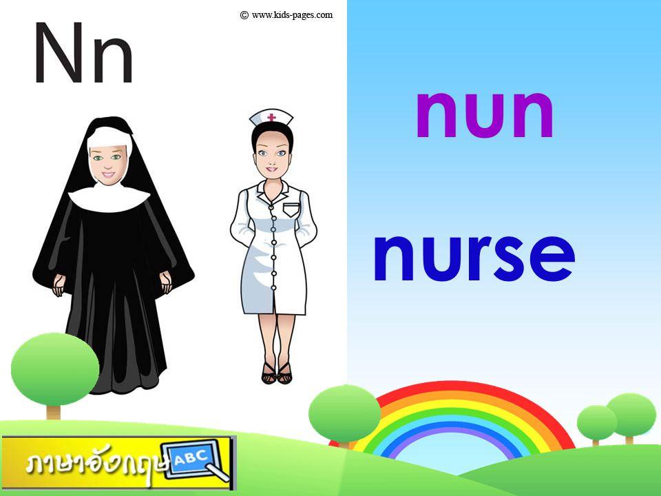 nun nurse
