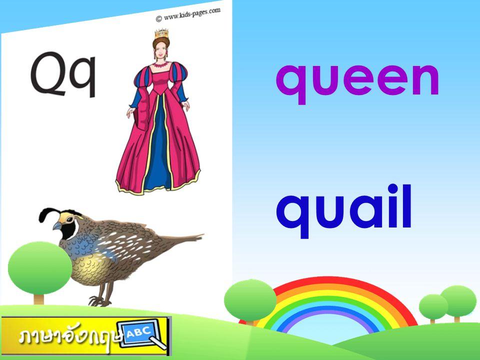 queen quail