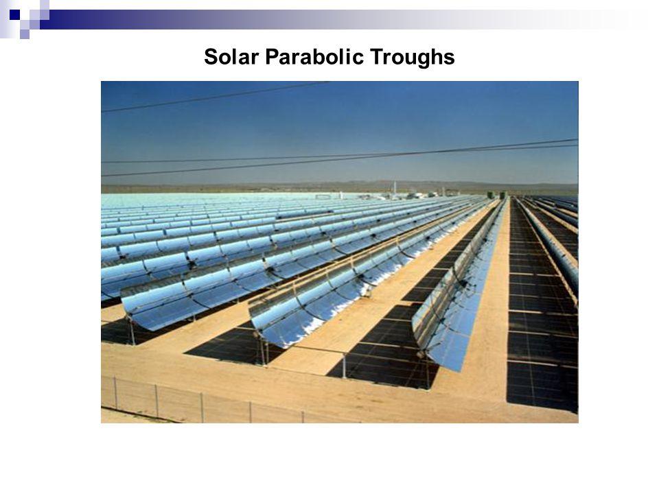 Solar Parabolic Troughs